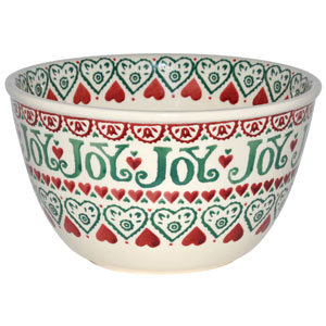Joy Pudding Basin by Emma Bridgewater at Dragonfly Dry Goods